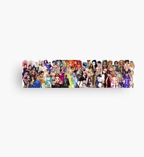 RPDR Queens Canvas Print