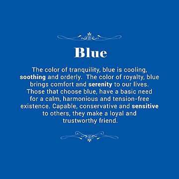 Blue by loadinglevelone