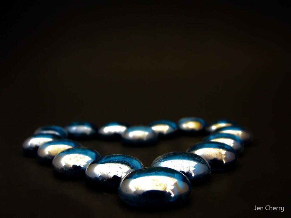 Shiny Happy Hearts by Jen Millard