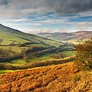 Lose Hill & Edale Valley, Peak District by Stephen Liptrot