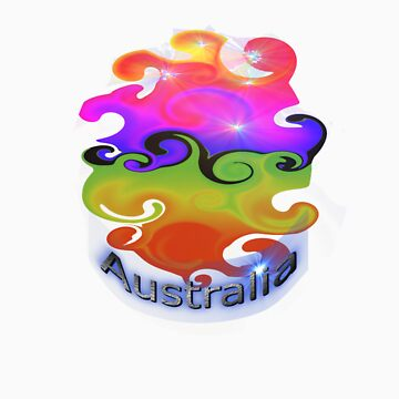 Australia by juicybark