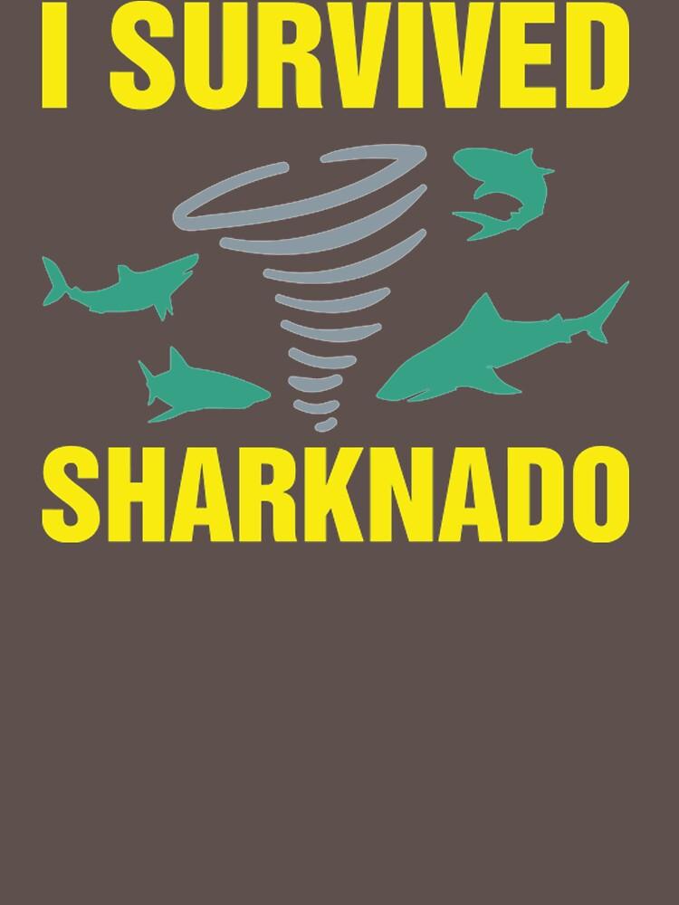 I Survived Sharknado SI98 Trending by Honeyorn