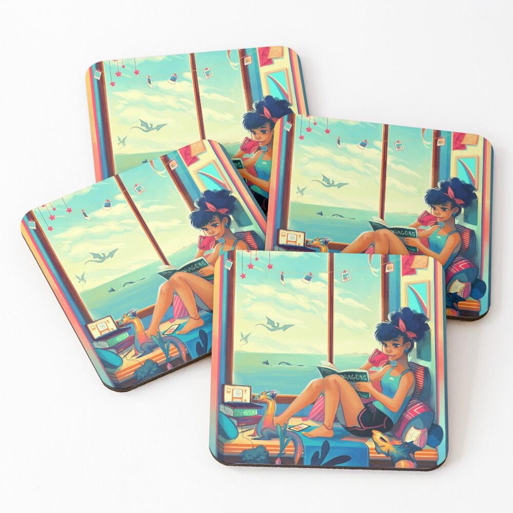 Resting II Coasters (Set of 4)
