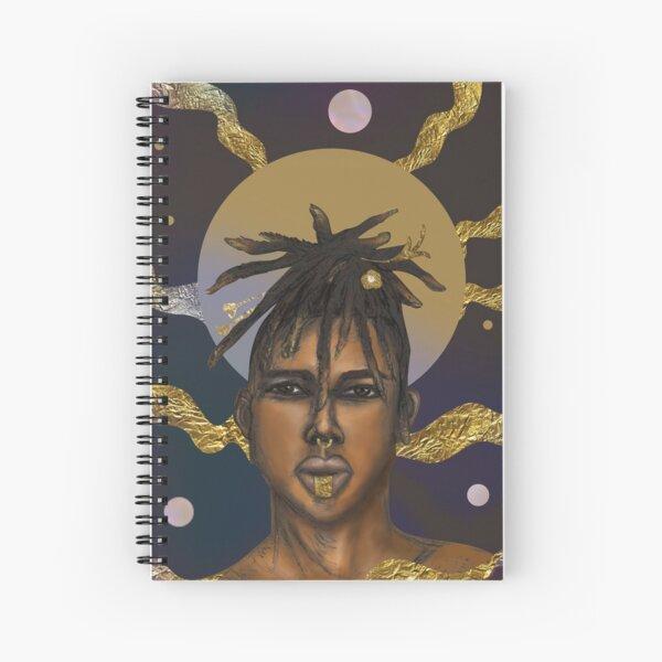 Afrocosmos II Spiral Notebook