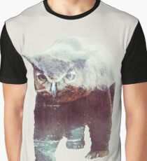 Owlbear Graphic T-Shirt