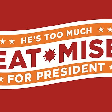 Heat Miser for President by wearweird