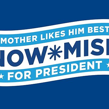 Snow Miser for President by wearweird