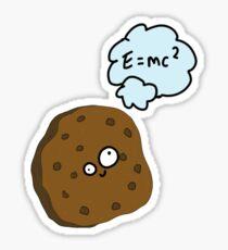 Smart cookie. Sticker