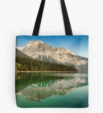 Emerald Lake Tote Bag
