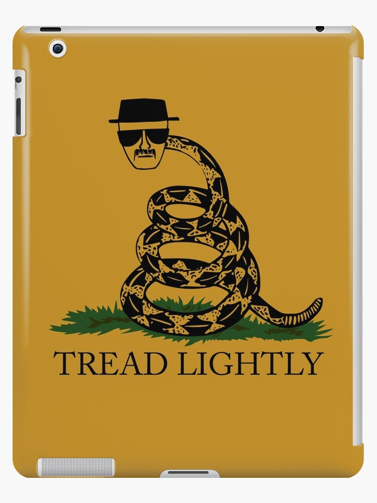 Tread Lightly by mbftees