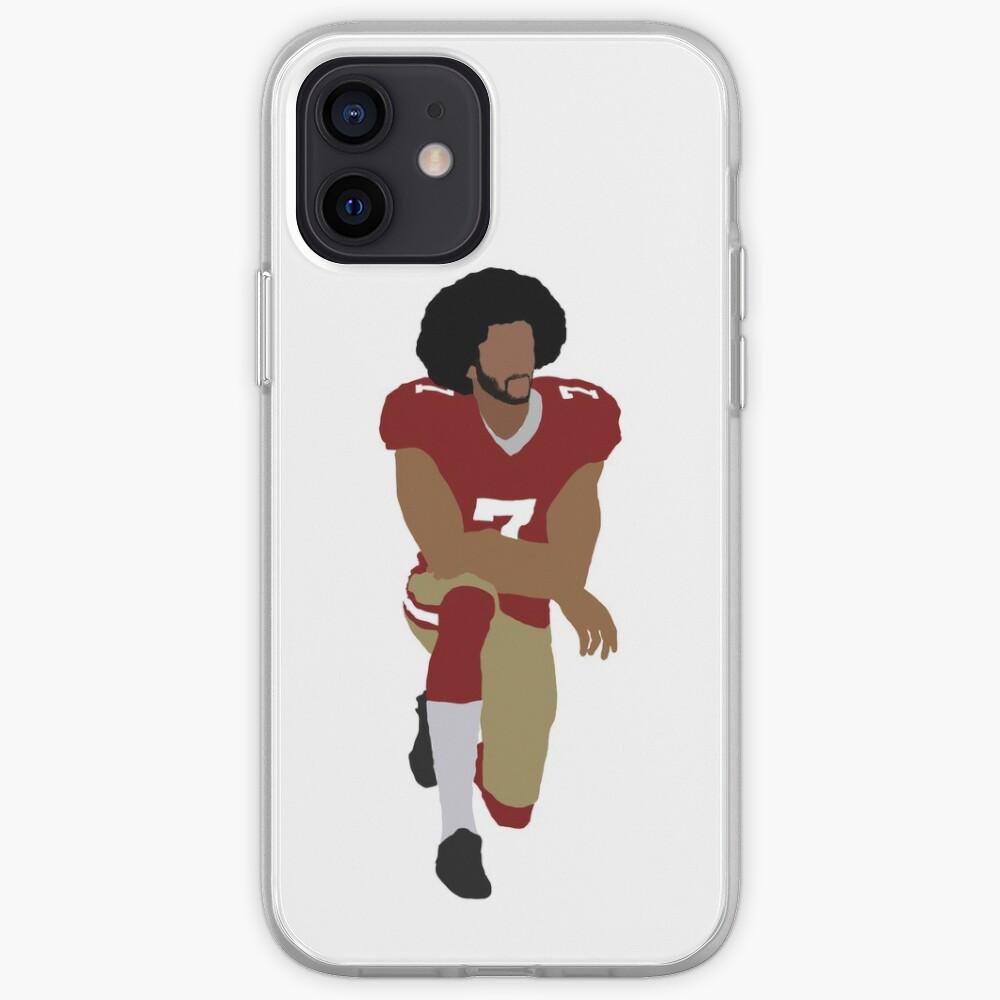 Colin Kaepernick Kneeling iPhone Case & Cover