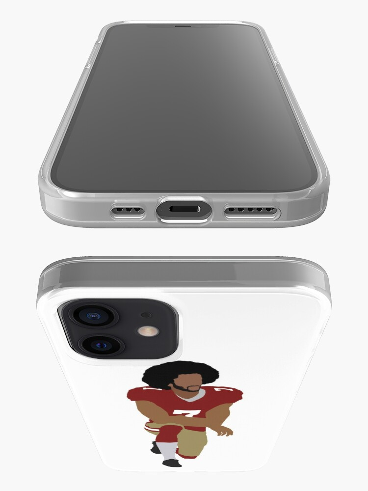 Alternate view of Colin Kaepernick Kneeling iPhone Case & Cover