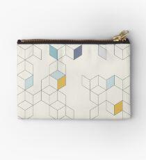 Keziah - Day x Scandinavian geometric pattern Studio Pouch