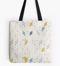 Keziah - Tag x Skandinavisches geometrisches Muster Tasche