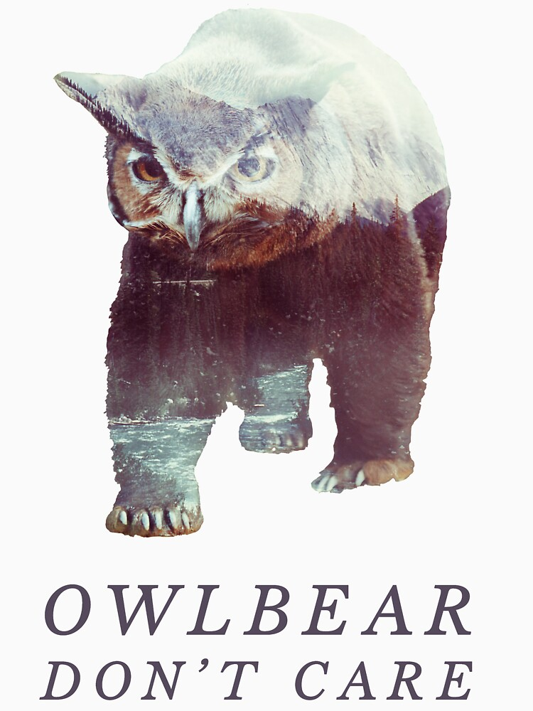 Owlbear no importa de andywynn