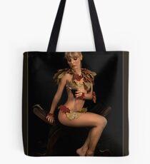 September Queen Tote Bag