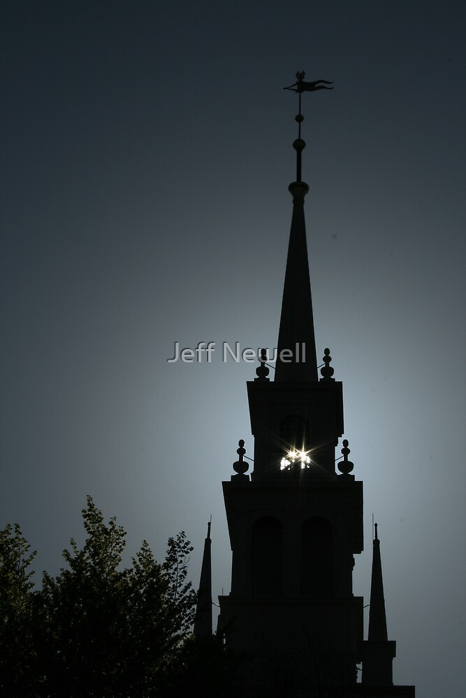 Eclipse Of Faith by Jeff Newell