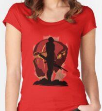 Hero Women's Fitted Scoop T-Shirt