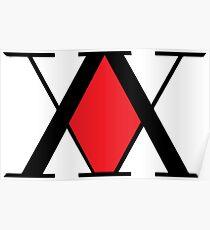 HxH Logo Poster