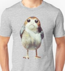 Porg on Ahch-To Unisex T-Shirt