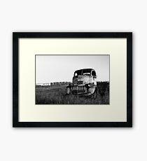 Forgotten? Framed Print