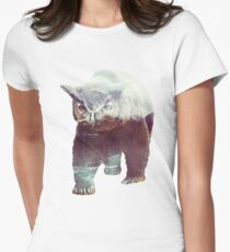 Owlbear Women's Fitted T-Shirt