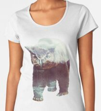 Owlbear Women's Premium T-Shirt