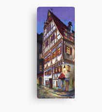 Germany Ulm 07 Canvas Print