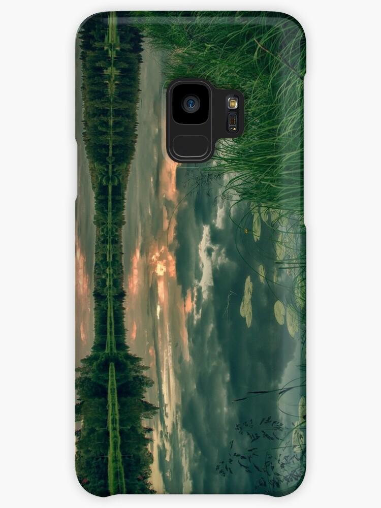 FIRE IN WATER [Samsung Galaxy cases/skins] by Matti Ollikainen