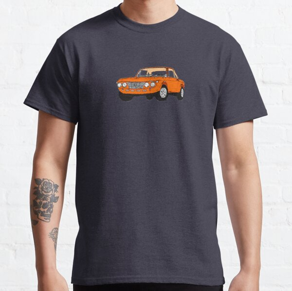 lancia fulvia Classic T-Shirt