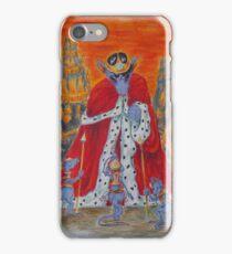 """Illustration - """"Zinaida e la scacchiera di cristallo"""" iPhone Case/Skin"""