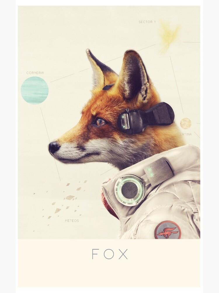 Equipo Estrella - Fox de andywynn