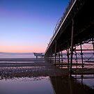 Southport pier  by Jon Baxter