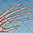 Finger Fence by GolemAura