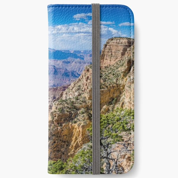 Grand Canyon II iPhone Wallet