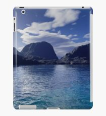 Blue hills iPad Case/Skin
