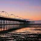 Low tide  by Jon Baxter