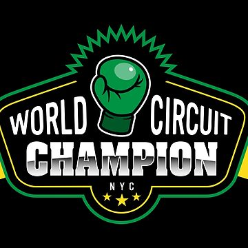 World Circuit Champion // Punch Out Little Mac by amandaflagg