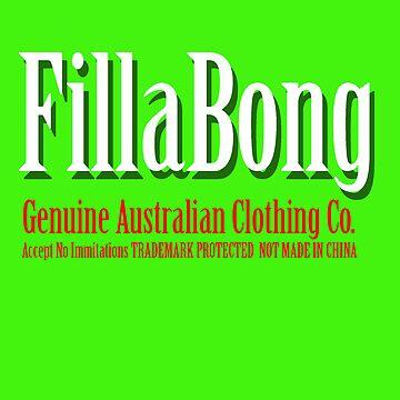 FillaBong by SteveHook