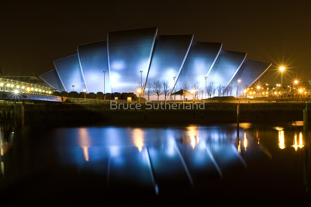 Clyde Auditorium by Bruce Sutherland