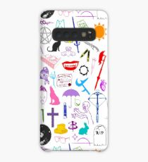 Buffy Symbology, Multi-color / Rainbow / PRIDE! Case/Skin for Samsung Galaxy