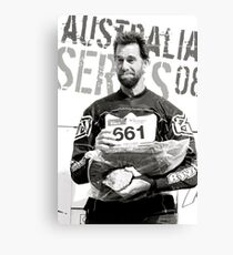 Super Masters Series Leader Canvas Print