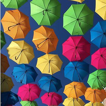 Florida umbrellas by veerapfaffli