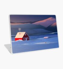 Red House Laptop Skin