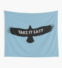The Eagles - Take it Easy Wall Tapestry