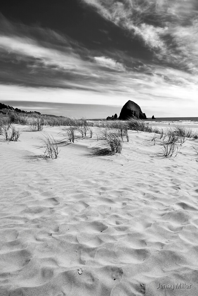Haystack Desinations (Cannon Beach, OR) by Jenny Miller