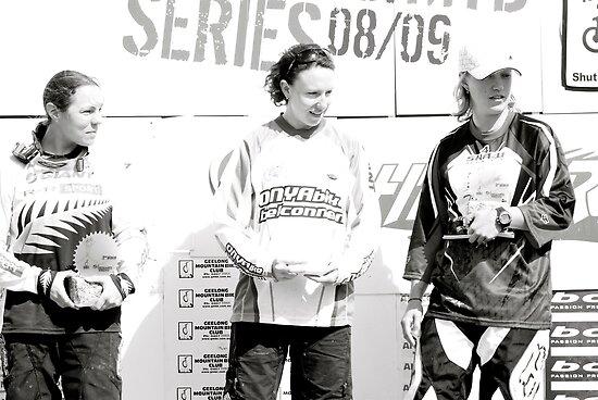Women's Elite Winners by JAKShots-Sports