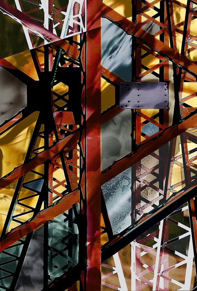 Bridge1 by Ronald Eller