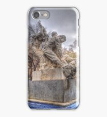 tribute to the farmer iPhone Case/Skin