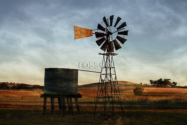 The Windmill by rossco